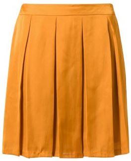 f1882bca1788f3 De panelen rok is een a-lijn rok met verticale banen stof die vanaf de taille  tot aan de zoom lopen. Dit model rok kleedt af en is daarom zeer geschikt  voor ...